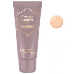 Fondotinta Creamy Comfort Medium Neutral - Neve Cosmetics