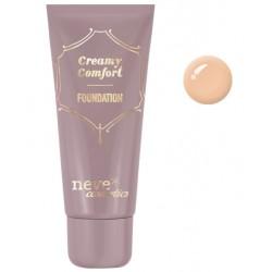 Fondotinta Creamy Comfort Tan Neutral - Neve Cosmetics