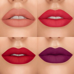 Love Kit - Dreamy Matte Liquid Lipstick 4pcs Set - Nabla