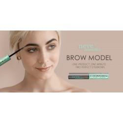 Brow Model London Ash - Neve Cosmetics
