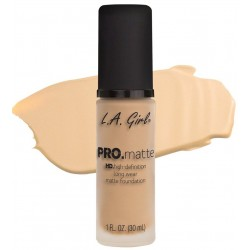 PRO Matte Foundation Ivory - L.A. Girl