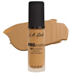 PRO Matte Foundation Light Tan - L.A. Girl