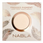 Pressed Pigment Feather Edition - Coconut Milk - Nabla