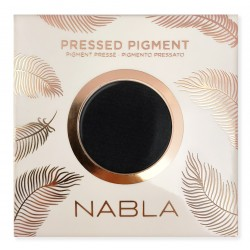 Pressed Pigment Feather Edition - Pitch Black - Nabla