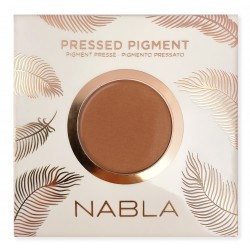 Pressed Pigment Feather Edition - Cinnamon - Nabla