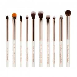 White Rose Eye Brush Set - Holiday Collection - Nabla