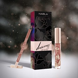 Dreamy Lip Kit Roses Ed. Attractive - Holiday Collection - Nabla