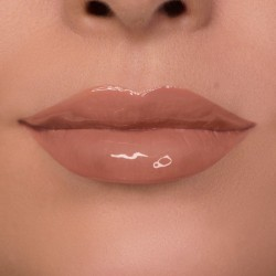 Shine Theory Lip Gloss Crazy Lethal Nude - Holiday Collection - Nabla