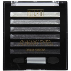 Runway Eyes Palette 04 Backstage Basics - Milani