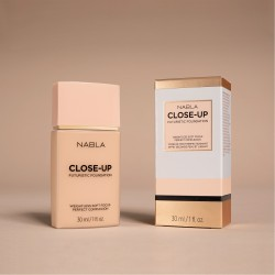 Close-Up Futuristic Foundation L50 - Nabla
