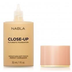 Close-Up Futuristic Foundation M30 - Nabla
