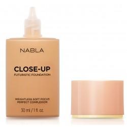 Close-Up Futuristic Foundation M40 - Nabla