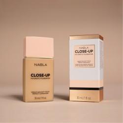 Close-Up Futuristic Foundation M50 - Nabla