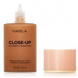 Close-Up Futuristic Foundation D10 - Nabla