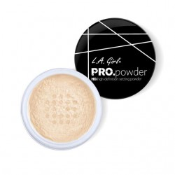 HD Pro Setting Powder Banana Yellow - L.A. Girl