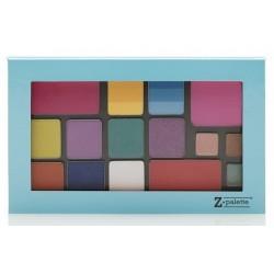 Large Sky Blue Palette Vuota - Z Palette Sunset Collection