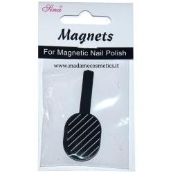 Magnete 02 - Per Smalti Magnetici
