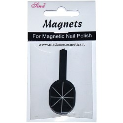 Magnete 03 - Per Smalti Magnetici