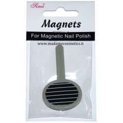 Magnete 13 - Per Smalti Magnetici