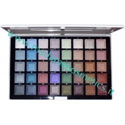 Palette 40 Ombretti Satin Eyes - Elixir London