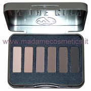 In The City Eye Colour Palette - Natural Nudes - W7 Cosmetics