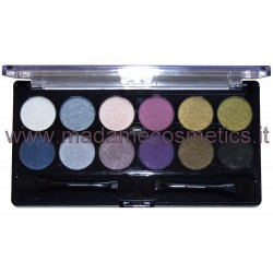 Smokey Eye Shadow Palette - City Color