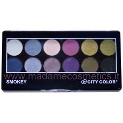 Smokey Eye Shadow Palette - City Color