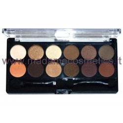 Naked Eye Shadow Palette - City Color