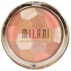 Illuminating Face Powder Amber Nectar - Milani