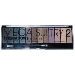 Mega Sultry 2 Eyeshadow Palette - Technic