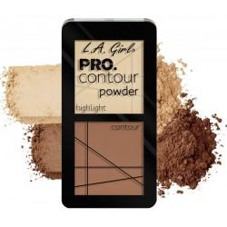 PRO Contour Powder Light - L.A. Girl