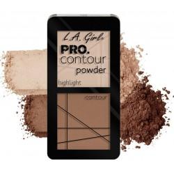 PRO Contour Powder Natural - L.A. Girl