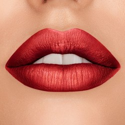 Dreamy Matte Liquid Lipstick Roses Ed. Lysergic Red - Holiday Collection - Nabla