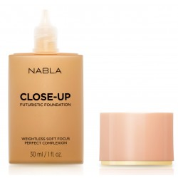 Close-Up Futuristic Foundation T10 - Nabla