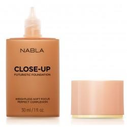 Close-Up Futuristic Foundation T40 - Nabla