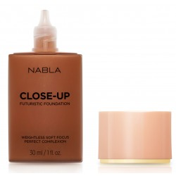 Close-Up Futuristic Foundation D20 - Nabla