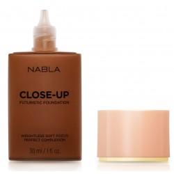Close-Up Futuristic Foundation D30 - Nabla