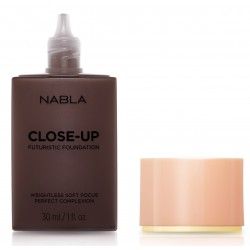 Close-Up Futuristic Foundation D50 - Nabla