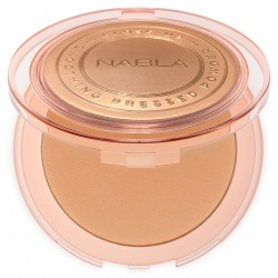Close-Up Smoothing Pressed Powder Dark - Nabla