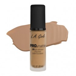 PRO Matte Foundation Sandy Beige - L.A. Girl