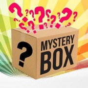 Bundle Mystery Box - Neve Cosmetics + Real Techniques